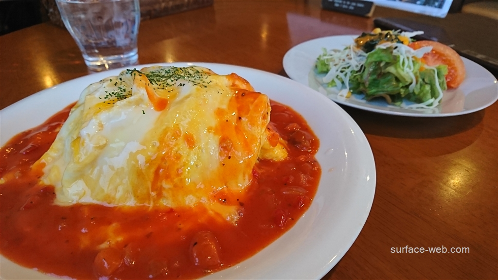 新松戸「エッグスカントリー」の地鶏卵オムライスが絶品でした
