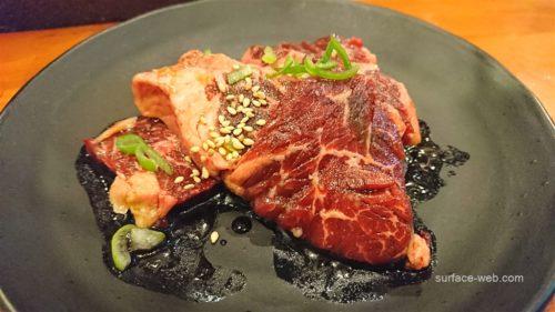 新松戸「七輪焼肉 安安」で本格炭火焼肉を味わう