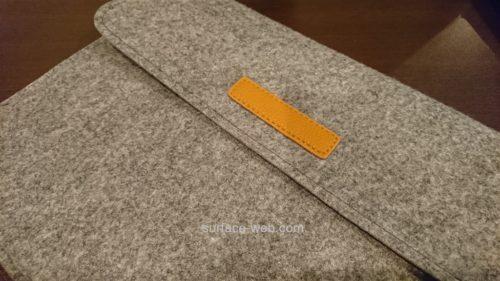 Surface Pro 用ケース|Inateck製のシンプルなデザイン