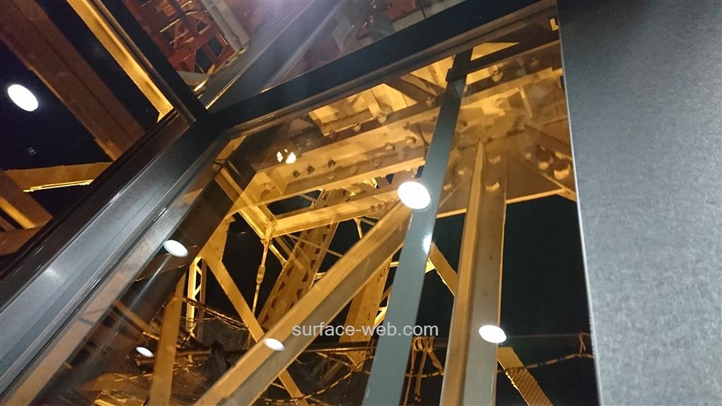東京タワーの特別展望台「トップデッキツアー」の体験談