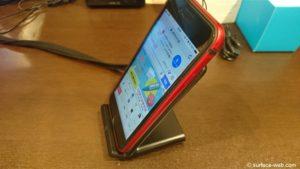 Anker PowerPort Wireless 5 Stand【レビュー】iPhone8に最適なワイヤレス充電器はこれ!