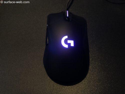 ロジクール G403 ゲーミングマウス(有線マウス)レビュー