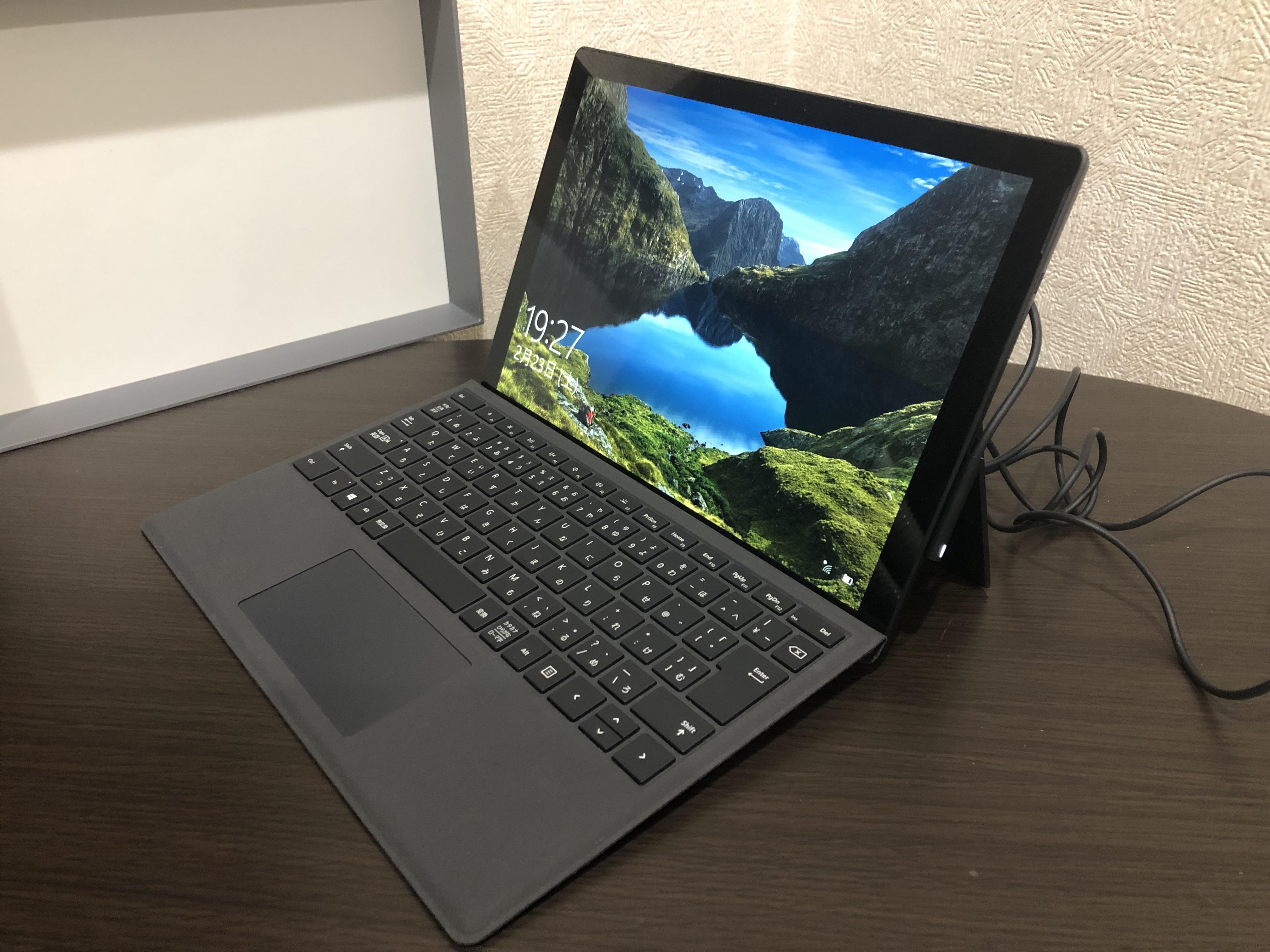 2019年版| Surface Pro 6(サーフェスプロ 6)レビュー